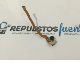 Flex de Carga y Vibrador Original Wiko HIGHWAY 4G Negro - Recuperado
