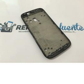 Marco Frontal Original Wiko Darknight - Recuperado