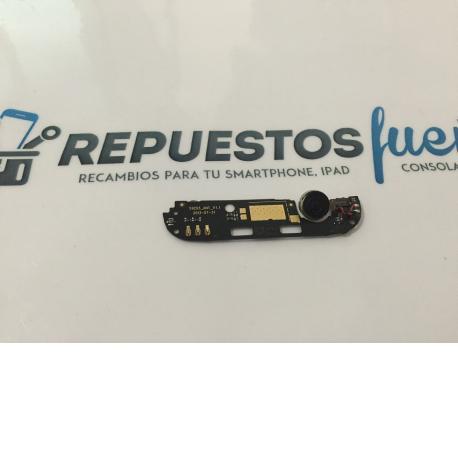 Modulo Antena y Microfono Original Wiko Darknight - Recuperado