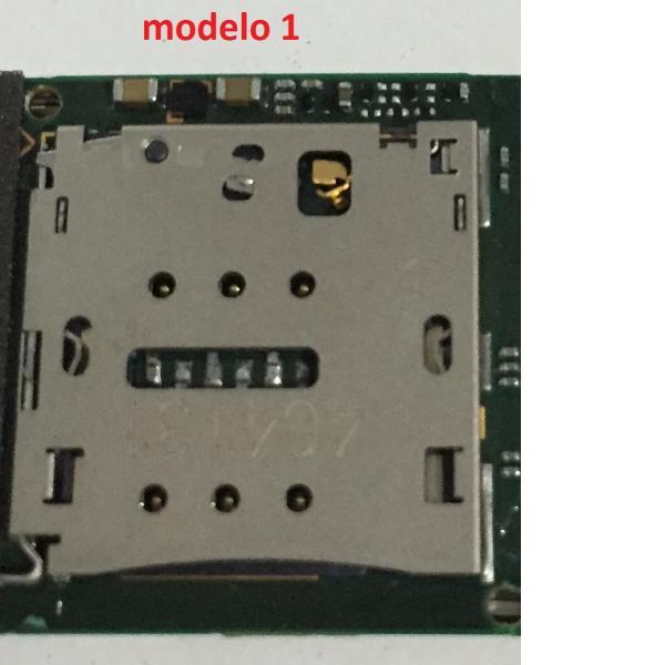 Lector de Tarjeta SIM Original para Huawei P7,Mate 7, Honor 6 Plus, P8 Lite - Modelo 1