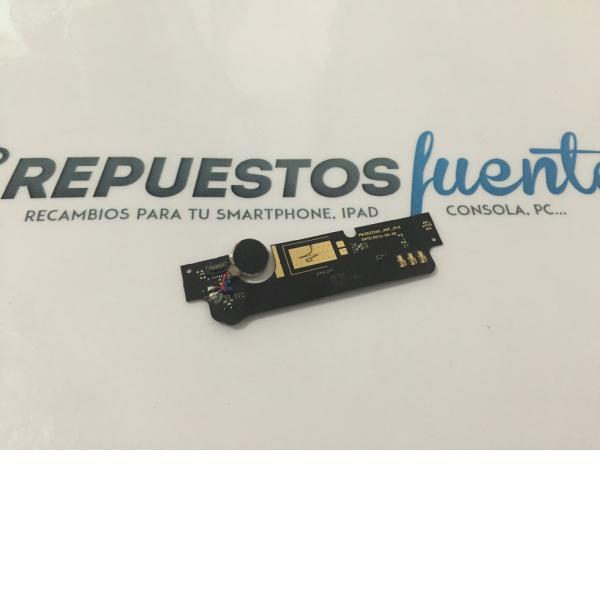 Modulo Antena y vibrador Original para Wiko Slide - Recuperado
