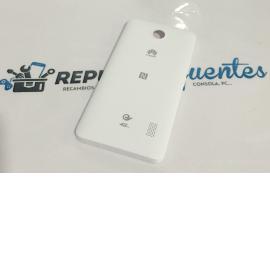 Tapa Trasera de Bateria para Huawei Y635 - Blanca