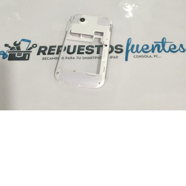 Carcasa Intermedia para Bq aquaris 3.5 - Blanca / Recuperada
