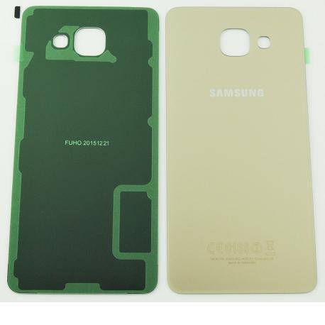 Tapa Trasera de Bateria Original para Samsung Galaxy A5 SM-A510 - Versión 2016 - Oro