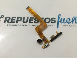 Flex Conector de Carga y vibrador Original Wiko Highway Signs - Recuperado