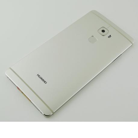 Tapa Trasera de Bateria para Huawei Mate S - Plata