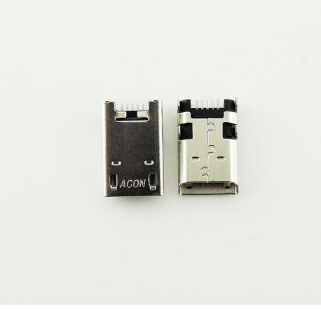 Conector de Carga Micro USB para ASUS ME372, ME301, ME302, ME180, K013, ME180, ME302C, ME102A, ME301T