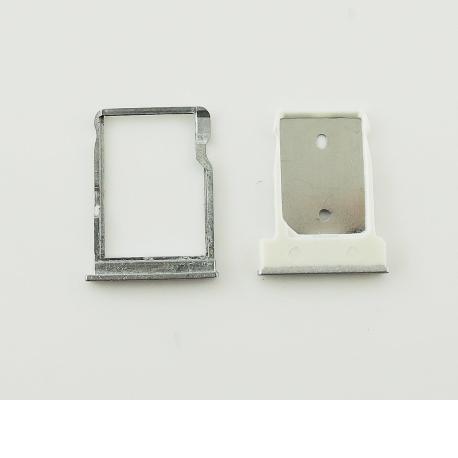 Bandejas de Tarjeta SIM y MicroSD para HTC One M9 - Plata