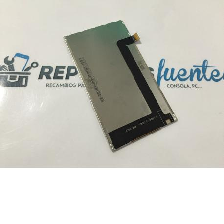 Pantalla Lcd Display Original Wiko Cink Five - Recuperada