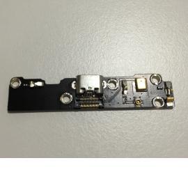 Modulo Conector de Carga MicroUSB y MIcrofono para Meizu MX3