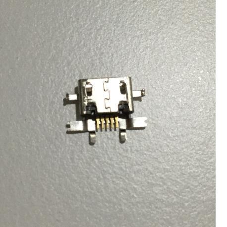 Conector de Carga Micro USB Asus ZenFone 2