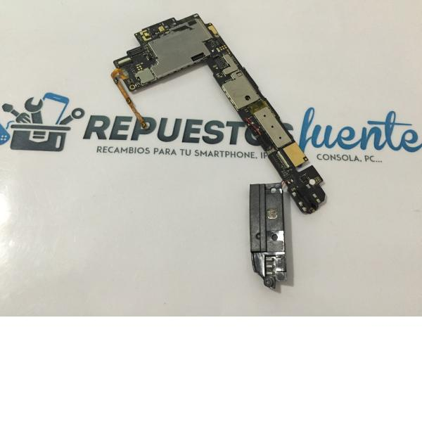 Placa Base Original Wiko Darkfull - Recuperada