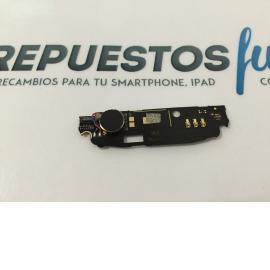 Modulo Vibrador y Antena Original Wiko cink Peax 2 - Recuperado