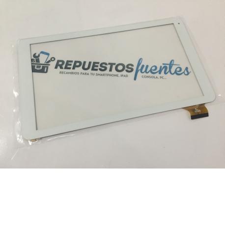 Pantalla Tactil ORIGINAL 10.1 Pulgadas Szenio Tablet PC 5000 - Blanca - Recuperada