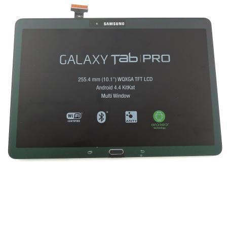 Pantalla LCD Display + Tactil con Marco para SAMSUNG Galaxy Tab Pro 10.1 T520,T525 - Negro