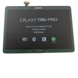 Pantalla LCD Display + Tactil con Marco Original para SAMSUNG Galaxy Tab Pro 10.1 T520,T525 - Negro