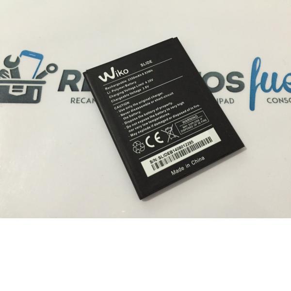 Bateria Original para Wiko Slide - Recuperada