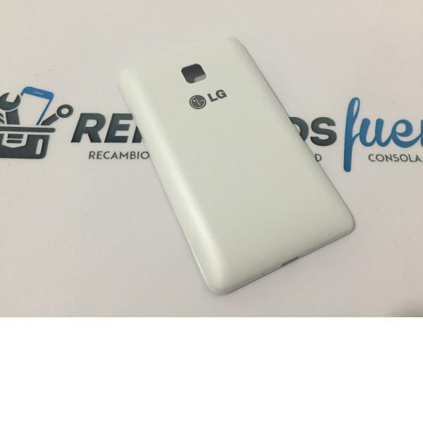 Tapa Trasera Original para LG L3 II E430 - Blanca