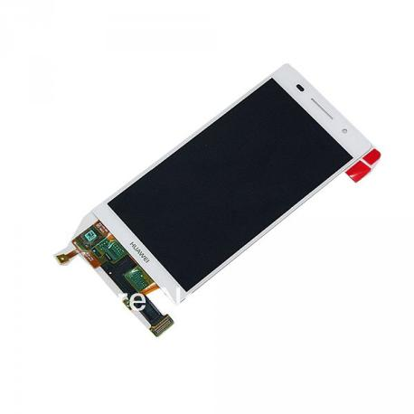 Pantalla LCD Display + Tactil para Huawei Ascend P6 - Blanca