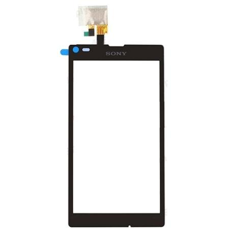 Pantalla Tactil para Sony Xperia L S36H C2105 C2104 - Negra