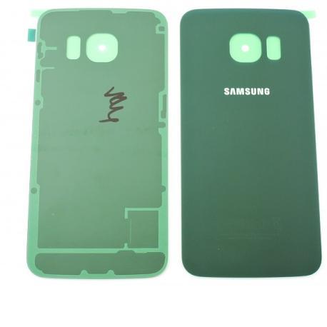 Tapa Trasera de Bateria Original para Samsung Galaxy S6 Edge SM-G925 - Verde
