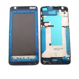 Carcasa Frontal para HTC Desire 820 - Negro