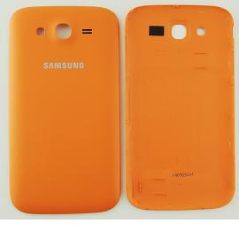 Tapa Trasera de Bateria Original para Samsung i9060,9060i,i9082 - Naranja