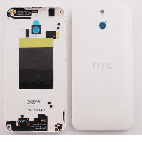 Tapa Trasera de Bateria con Antena para HTC One E8 - Blanco