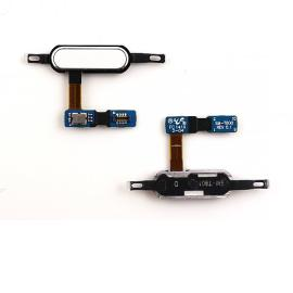 Flex de Boton y Sensor para Samsung Galaxy T800 - Blanco