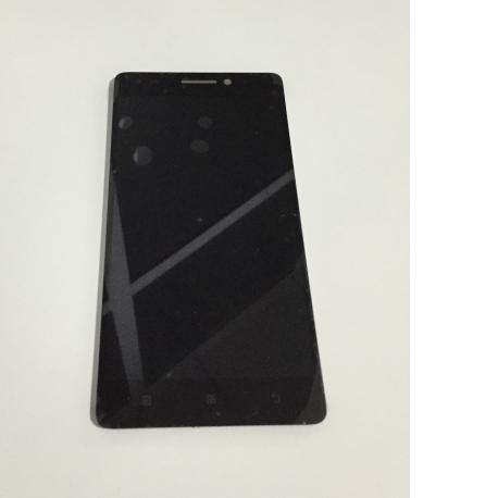 Pantalla Tactil + LCD Display para Lenovo K3 Note - Negra