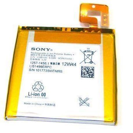 Bateria LIS1499ERPC  Original para  Sony Xperia T (LT30p), Xperia T (LT30a)