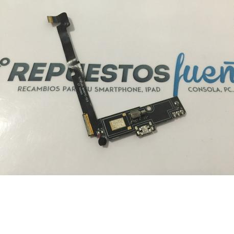 Flex Conector de Carga , vibrador y microfono Energy Phone Max - Recuperado
