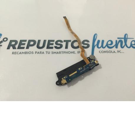 Flex modulo vibrador y Microfono Original Energy Phone Neo - Recuperado