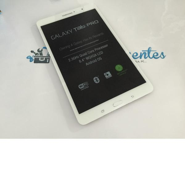 Pantalla LCD Display + Tactil Original para Samsung Galaxy Tab Pro 8.4 T325 - Blanco