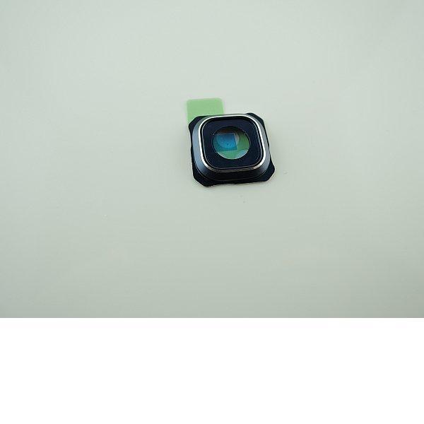 Embellecedor de Camara para Samsung Galaxy S6 Edge+ Plus SM-G928F - Negro