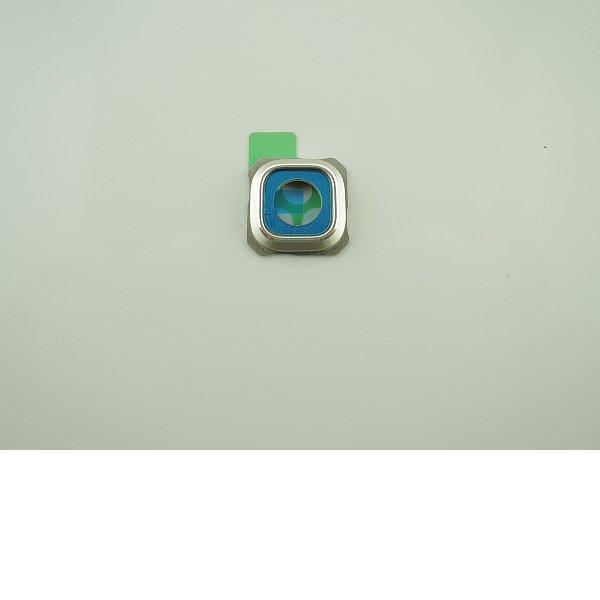 Embellecedor de Camara para Samsung Galaxy S6 Edge+ Plus SM-G928F - Oro