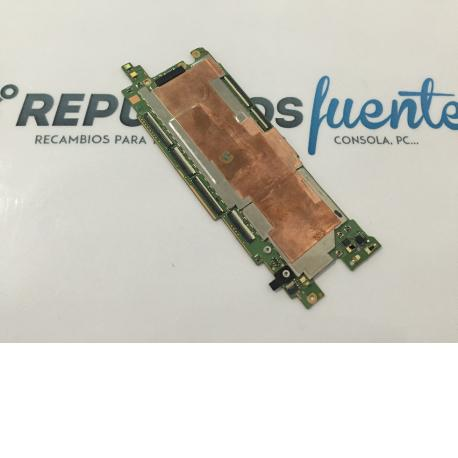 Placa Base Original Htc one M8 Libre - Recuperada - No tiene Español