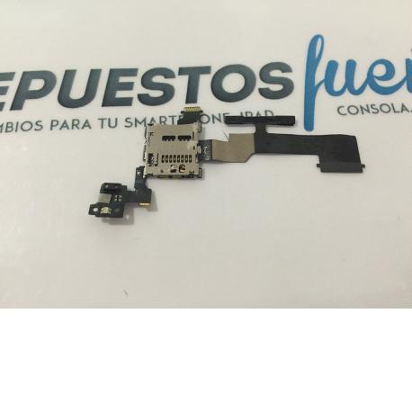 Flex Sd, Volumen y sensor de Proximidad Original Htc one M8 - Recuperado