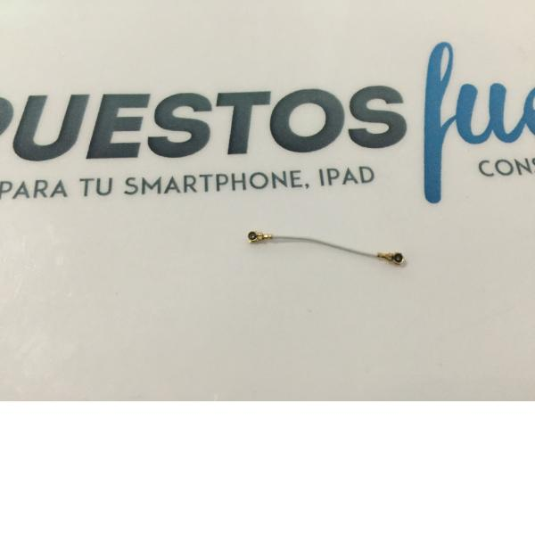 Cable Coaxial Blanco Original Htc one M8 - Recuperado
