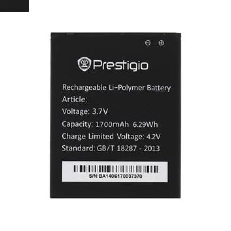 Bateria Original para Prestigio Multiphone 5400DUO de 1700mAh