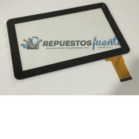 Pantalla Tactil Universal de 10.1 Pulgadas para Storex EZEE TAB 10Q12-XS / XN1338V1 - Negro