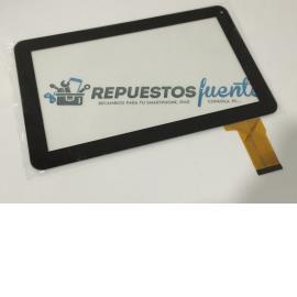Pantalla Tactil Universal de 10.1 Pulgadas para Storex EZEE TAB 10Q12-S / XN1338V1 - Negro