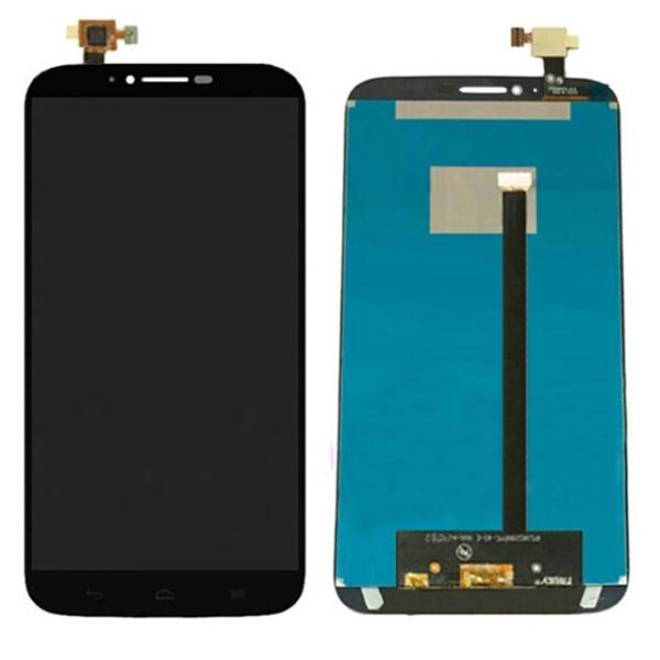 Pantalla Lcd display + Tactil Alcatel One Touch Hero 2, OT 8030Y - Negra