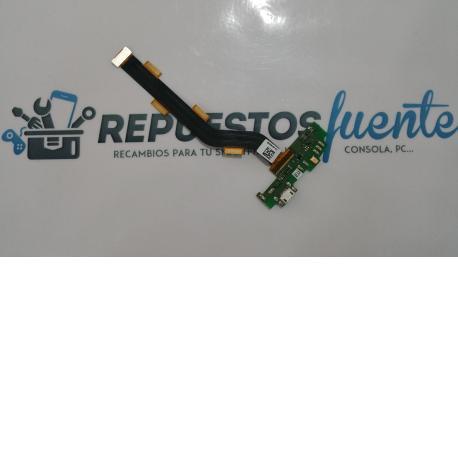 Flex de conexion + conector de carga Alcatel one touch hero 2, OT 8030Y - Recuperada