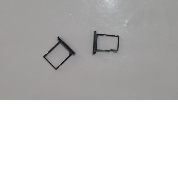 Bandeja tarjeta sd + sim Alcatel one touch hero 2, OT 8030Y - Recuperada