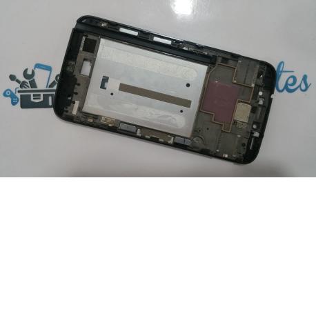 Marco frontal Alcatel one touch hero 2, OT 8030Y - Recuperada