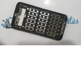 Marco frontal Alcatel one touch hero 2, OT 8030Y - Recuperada