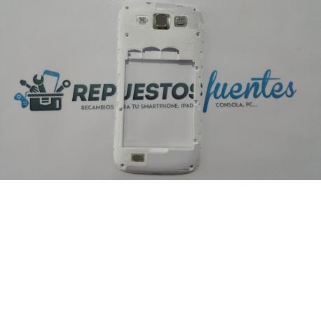 Carcasa intermedia con lente Szenio Syreni 53QHD Blanca - Recuperada