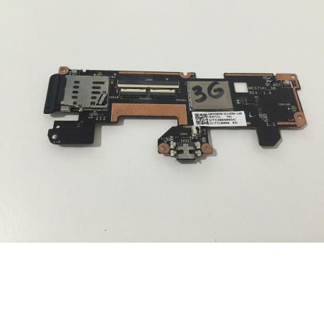 Modulo Conector de Carga Original Asus Nexus 7 2 modelo 2013 Version 3G - Recuperado