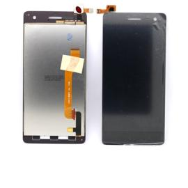 Pantalla LCD Display + Tactil para Wiko HIGHWAY 4G - Negra